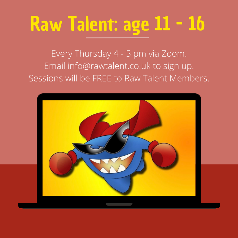 Raw Talent Youth Theatre age 11-16
